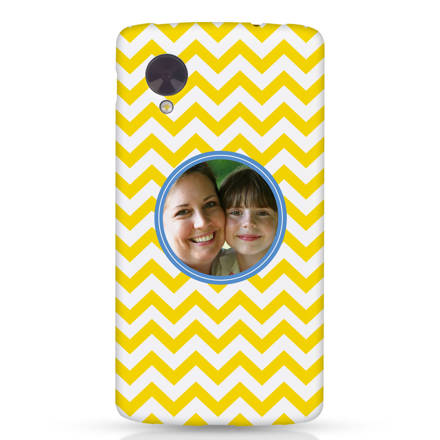 Google Nexus 5 - Coque Photo 3D