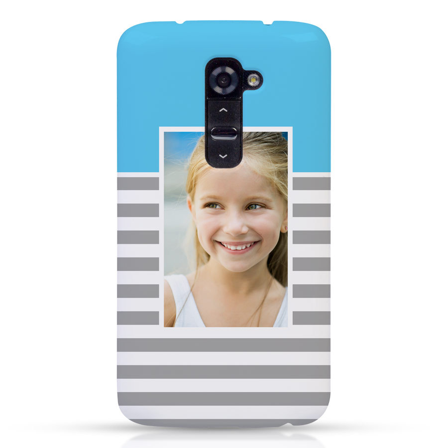 LG G2 - Coque Photo 3D