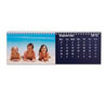 Panoramische Bureaukalender