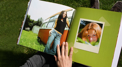 Livre Photo Trendy 34 x 34 cm